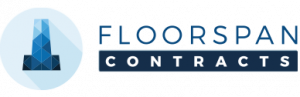Floorspan Contracts Company Logo Transparent