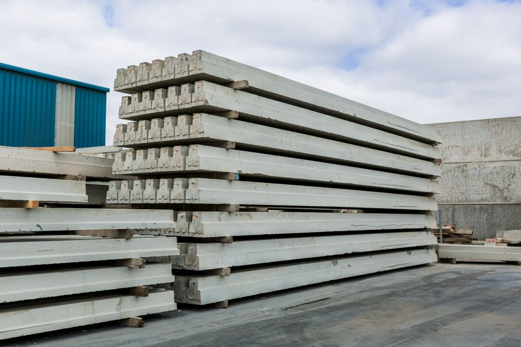 stack of old 225 beams