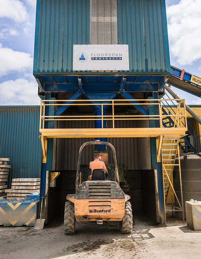 Precast Concrete Flooring Company