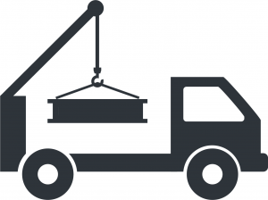 2D Lorry Graphic