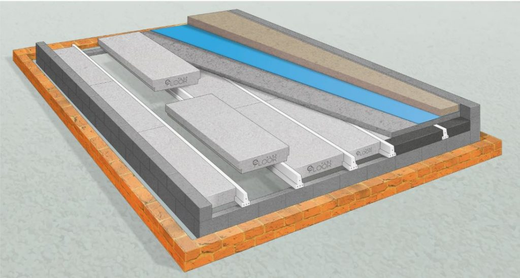 EPS Flooring Diagram