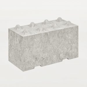 precast concrete lego block